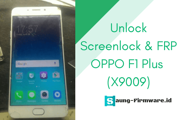 mengatasi lupa pola (screenlock) oppo f1+ dengan spflashtool