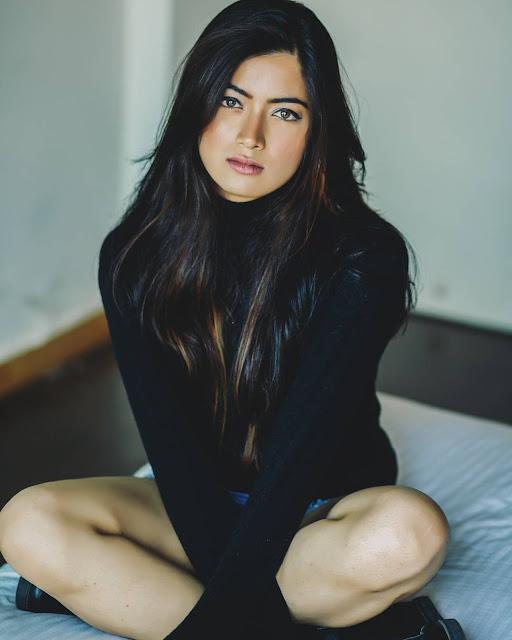Actress Rashmika mandanna Photos