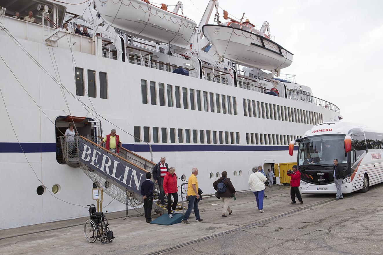Motril digital el puerto de motril ha sido incluido en la for Oficina turismo munich