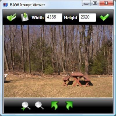CR2 Viewer