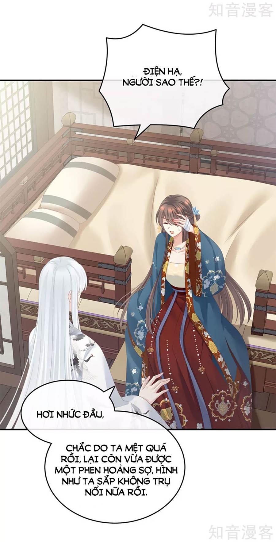 Hậu Cung Của Nữ Đế chap 158 - Trang 41