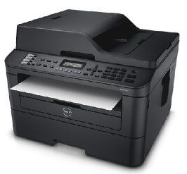 The DellTM B3460dn printer combines high printing speed, low cost per page and absolute reliability, making it the ideal black and white printer for small and medium-sized workgroups.
