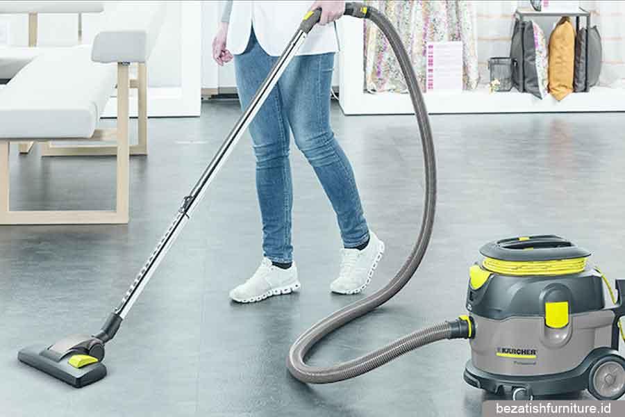 cara merawat vacuum cleaner dengan benar