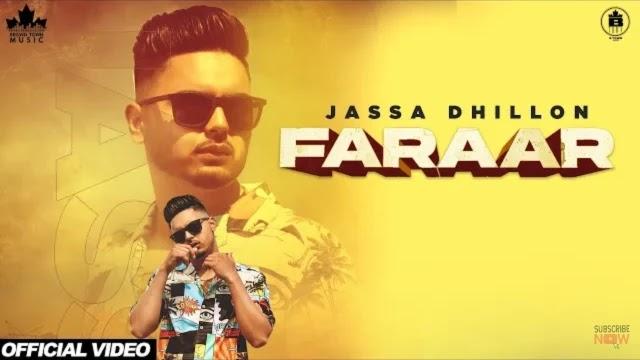 Faraar Song Lyrics - Jassa Dhillon