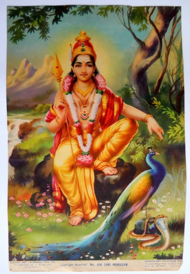 hindu god sarava�a muruga images hindu devotional blog