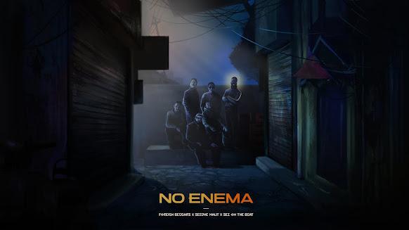 Seedhe Maut x Foreign Beggars x Sez On The Beat - 'No Enema' Song Lyrics | Azadi Records Lyrics Planet