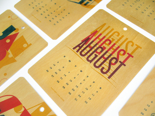 Calendar Typography Year : If it s hip here archives a year in caps