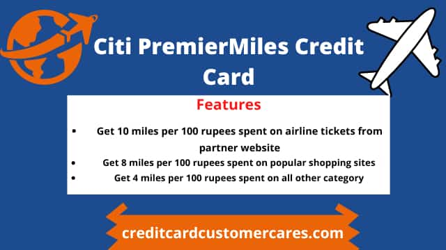 Citi PremierMiles Credit Card