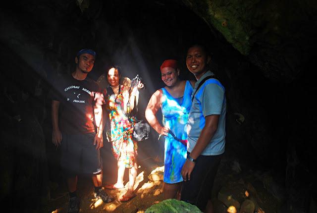 Dazzle Silverio, Marky Ramone Go and Josiah Sicad