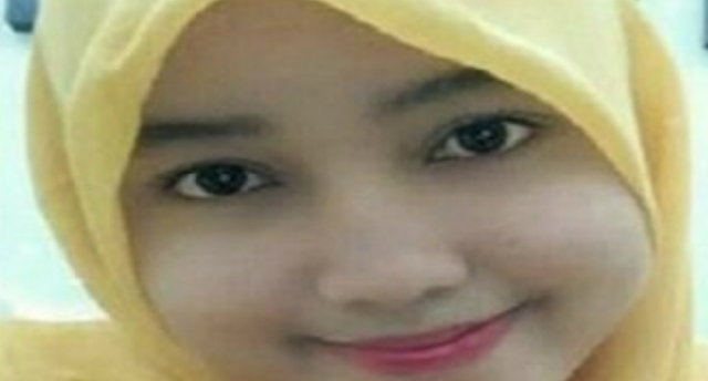 Masya Allah, Hijaber Cantik Meninggal di Penghujung Ramadan
