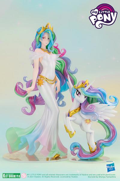 Princess Celestia  Kotobukiya Figure Pre-order