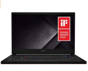 MSI GS66 Stealth 10SGS-441 laptop under $2500