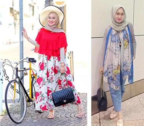 14+ Contoh Gambar Desain Model Baju Dian Pelangi Paling