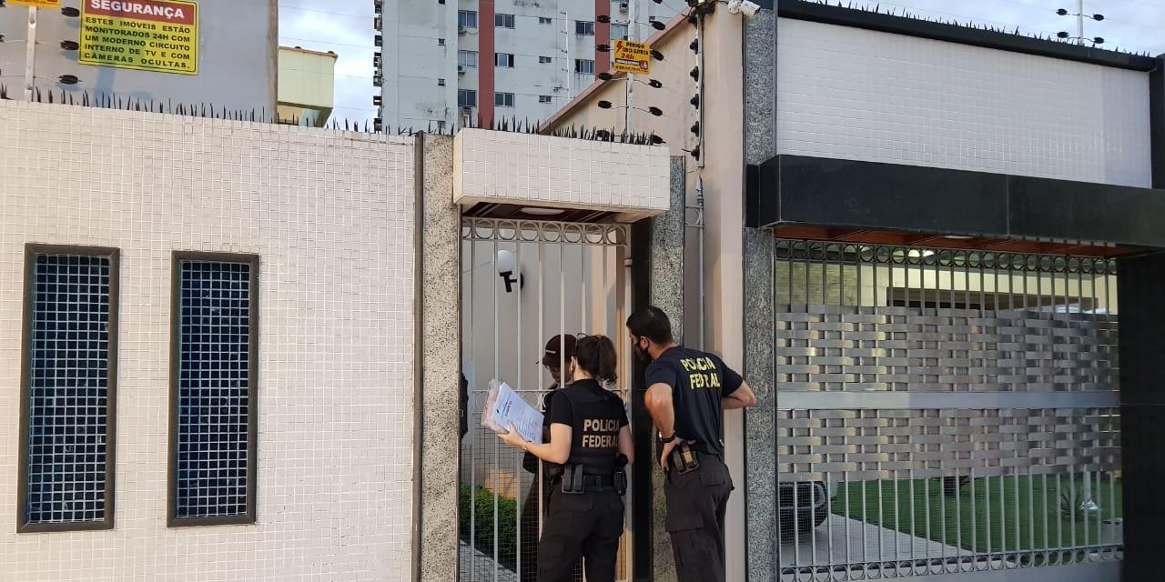 Operação da PF contra Seduc investiga alimentação escolar do Pará