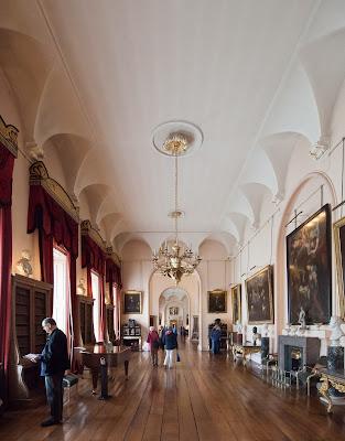 The Long Gallery, Castle Howard (Photo  Heikki Immonen)