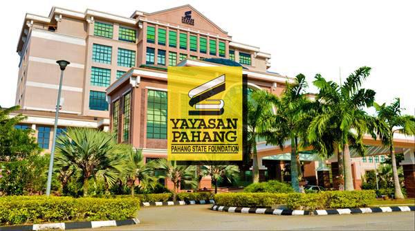 Biasiswa Sekolah Menengah Yayasan Pahang