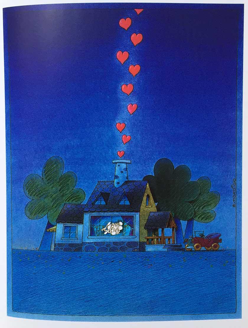 Ecc Cartoonbooks Club Happy Valentine S Day With Mordillo