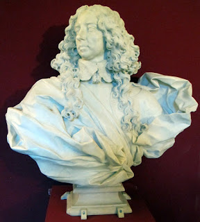 Gian Lorenzo Bernini's 1651 bust of Francesco I d'Este