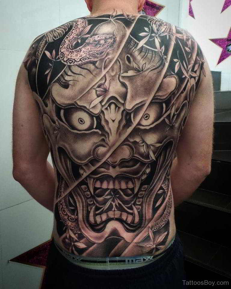 Halaah Io Best Tattoo Designs For Men: 160 Impresionantes Tatuajes De Demonios Y Diablos