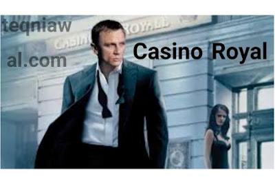 أفضل الأفلام- Casino royal