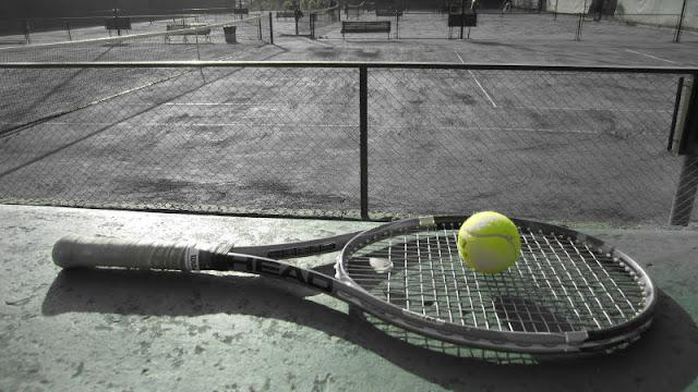 Tenis ziemny w Łagowie