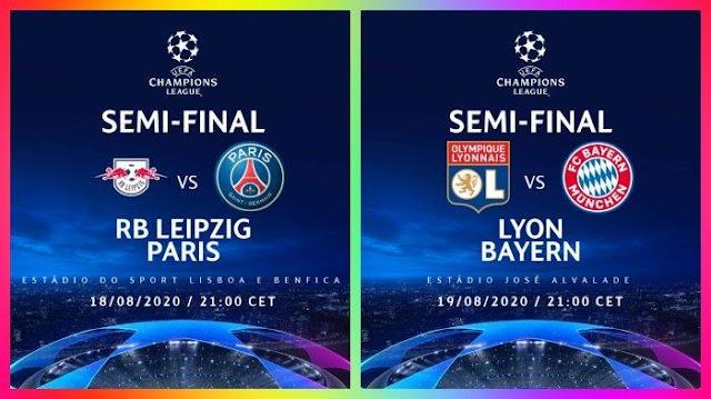 Semifinal dan Final Liga Champions Musim Ini Milik Jerman dan Prancis