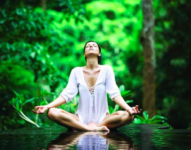 luxury yoga retreat bali