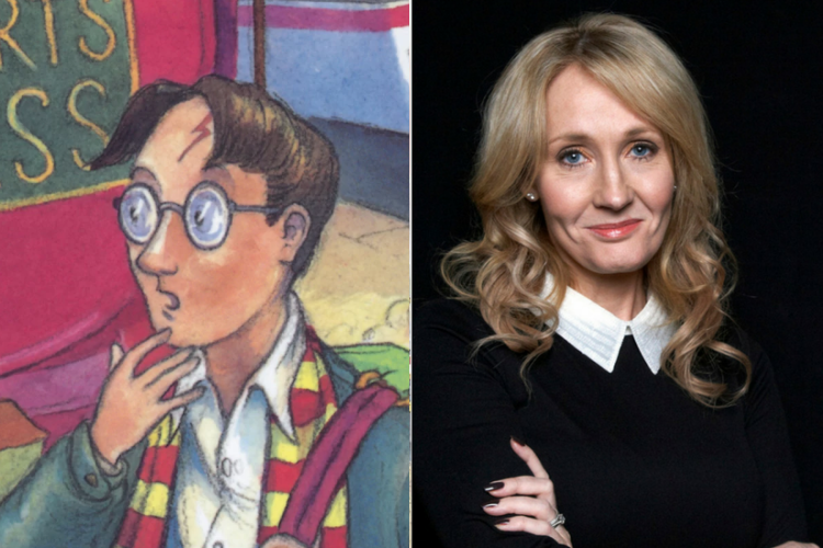 Harry Potter And JK Rowling Birthday Facts