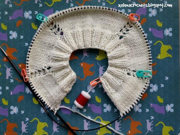 свитер для Басика мастер-класс как связать спицами