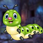 G4K Goodly Caterpillar Escape