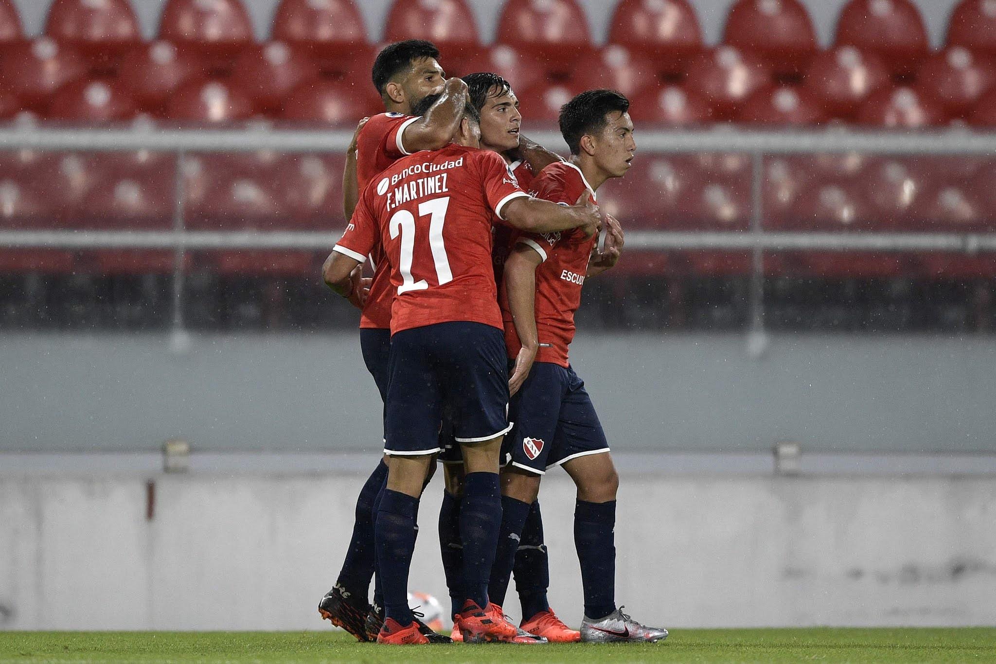 Independiente Copa Sudamericana