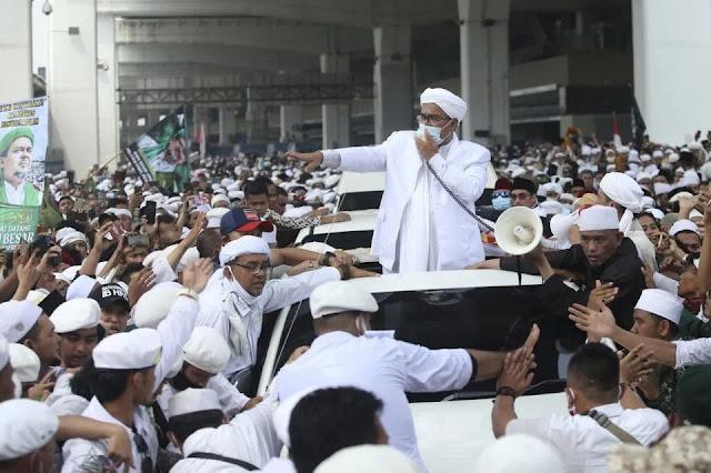 Sekjen MPN Pemuda Pancasila : Habib Rizieq Aset Bangsa