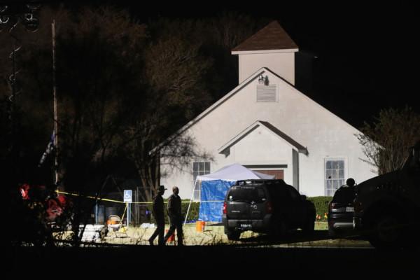 "Texas San massacre is not a ""gun situation"" but a ""mental health problem"" - Donald Trump"