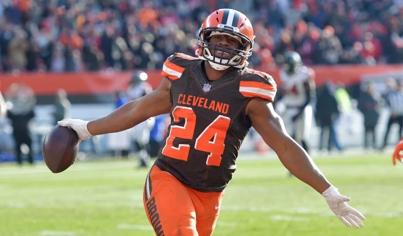 Nick Chubb wants to stay with the Browns