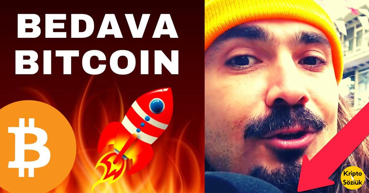 Bedava Bitcoin Dağıtıyorum! (Kripto Para Icrypex Sokak Röportajı)