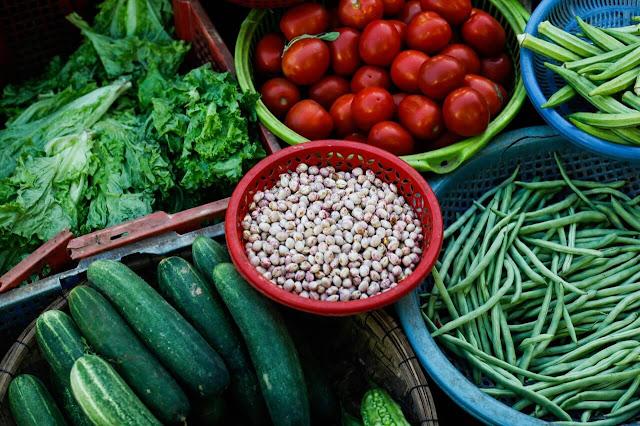 tips agar anak doyan makan sayur