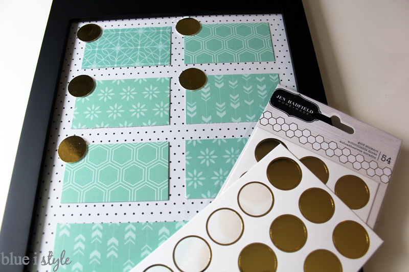 Dry erase memo board tutorial
