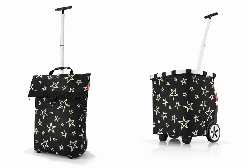 Le nuove borse per la spesa Star di Reisenthel