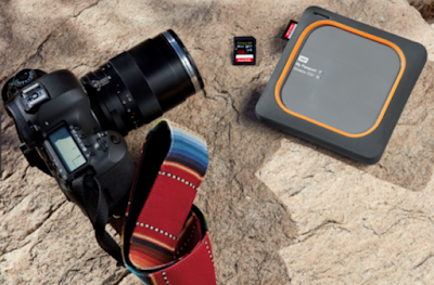 Western Digital SSD Duo For Avid Photographers