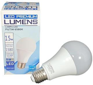 Lampu LED LUMENS 15w