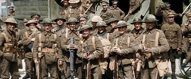 Screenshot film They Shall Not Grow Old (2018). 1