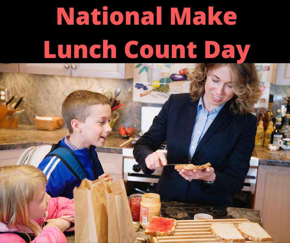 National Make Lunch Count Day Wishes Lovely Pics
