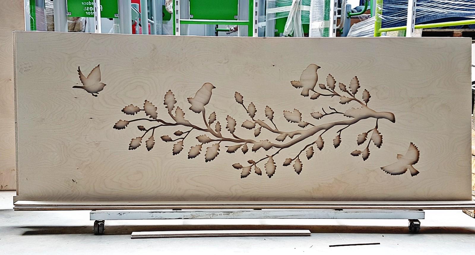 Panel dekoracyjny na kaloryfer ścianę balustradę producent mdf sklejka