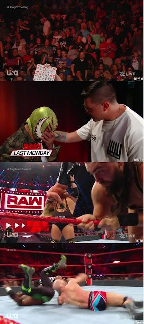 Download WWE Monday Night Raw 26th Aug 2019 Full Episode HD 360p   Moviesda