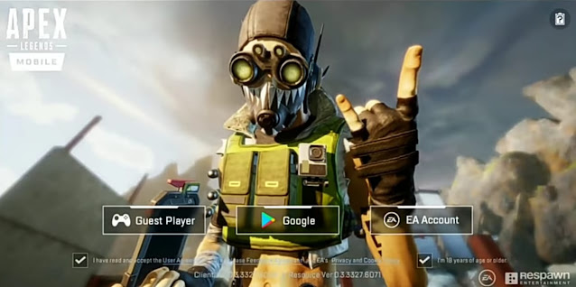 How to download Apex Legends Mobile Beta update on Android devices