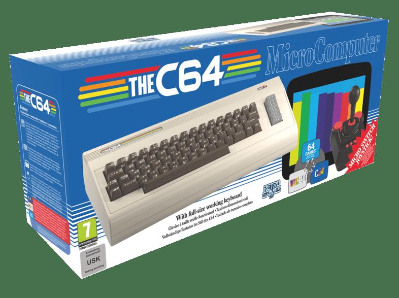 THEC64® Happy XMAS für Nerds | Der C64 als Maxi kann jetzt (wieder) als Weihnachtsgeschenk gekauft werden