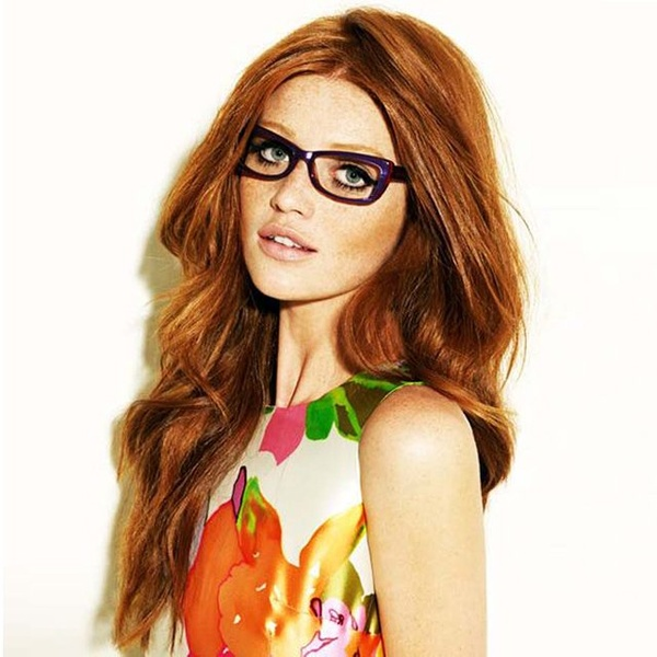 Redhead Teen With Glasses 24