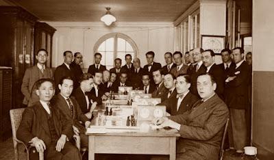 Match empleados de Telefónica – Madrid-Barcelona, abril de 1933
