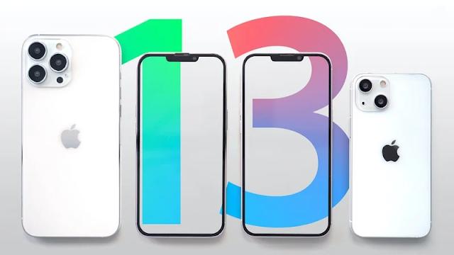 iPhone 13 có thể ra mắt sớm vào ngày 14/9