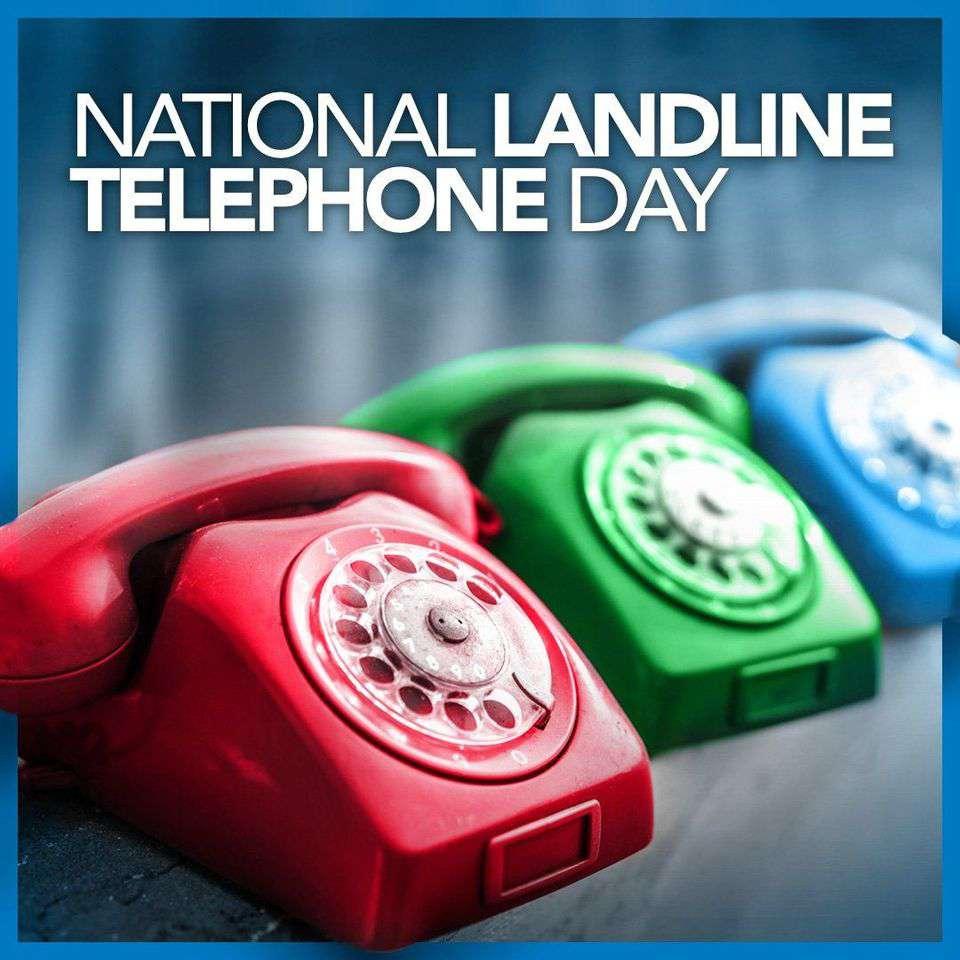 National Landline Telephone Day Wishes